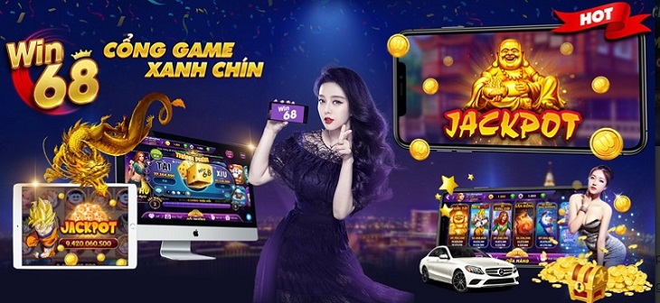 Cổng game win68